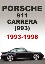 Porsche Carrera 911 (993) Workshop Manual